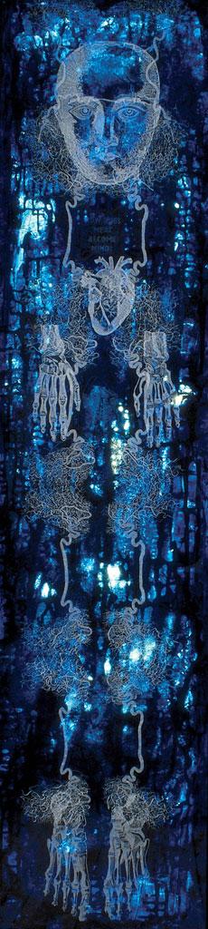 No Ghost in Machine installation 1 - 2004