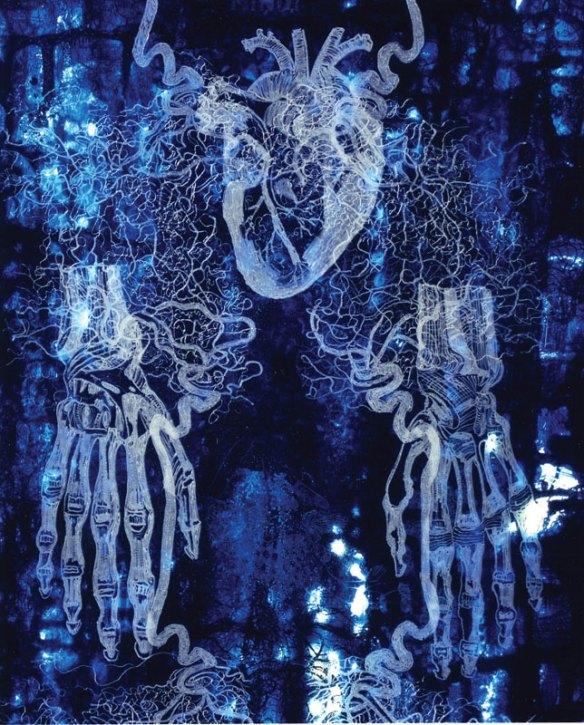 No Ghost in Machine installation - detail 1 - 2004