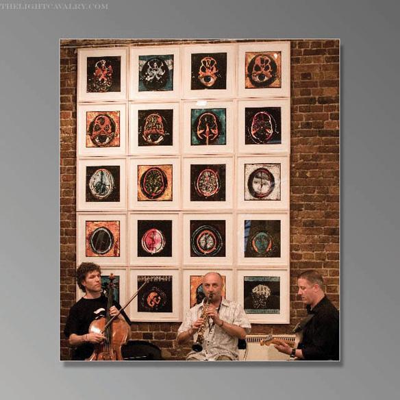 Menier Gallery with Matthew Barley - 2006